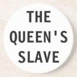 Práctico de costa el esclavo de la reina posavasos cerveza