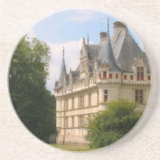 Práctico de costa francés del castillo posavasos manualidades