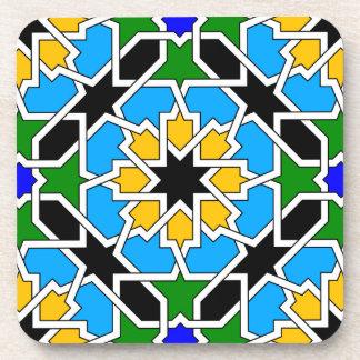 Práctico de costa geométrico islámico del modelo posavaso