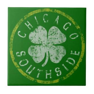 Práctico de costa irlandés de la teja de Chicago S