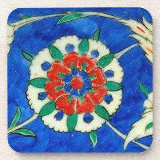 práctico de costa iznic de la cerámica posavasos