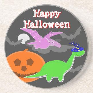 Práctico de costa lindo del feliz Halloween de los Posavasos Manualidades