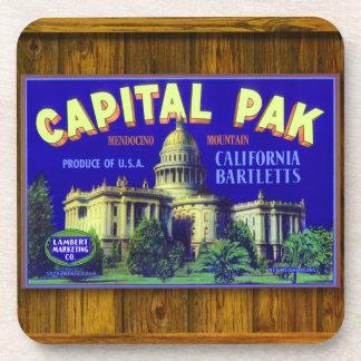 Práctico de costa - Pak capital Posavasos De Bebidas