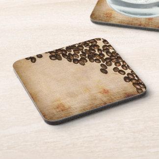 Práctico de costa para los amantes del café posavaso