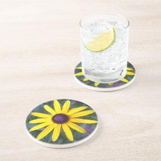 Práctico de costa - piedra arenisca - Susan Negro- Posavasos Para Bebidas
