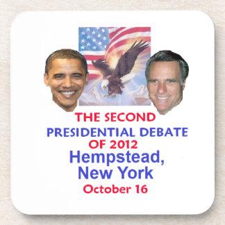 Práctico de costa presidencial del discusión posavasos