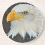 Práctico de costa principal de Eagle Posavasos Personalizados