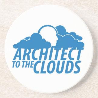 Práctico de costa redondo - arquitecto a las nubes posavaso para bebida
