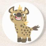 Práctico de costa sonriente lindo del Hyena del di Posavaso Para Bebida