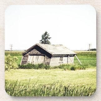 Práctico de costa viejo del corcho de la cabaña qu posavaso