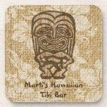 Prácticos de costa Corcho-apoyados barra hawaiana Posavasos De Bebida