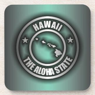Prácticos de costa de acero hawaianos de la bebi posavasos