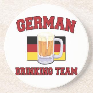 Prácticos de costa de consumición alemanes del equ posavasos para bebidas