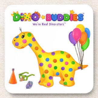 Prácticos de costa de Dino-Buddies™ - Rollo™ Posavaso