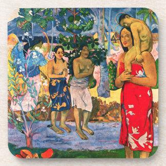 Prácticos de costa de Gauguin Ia Orana Maria Posavaso