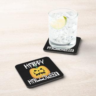 Prácticos de costa de la bebida de Halloween Posavasos