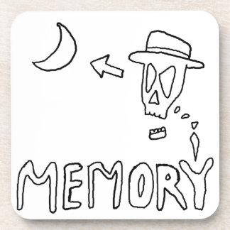 """Prácticos de costa de la """"memoria"""" posavaso"""