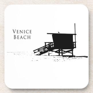 Prácticos de costa de la playa de Venecia Posavasos