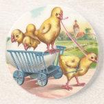 Prácticos de costa de los polluelos de Pascua del  Posavasos Diseño