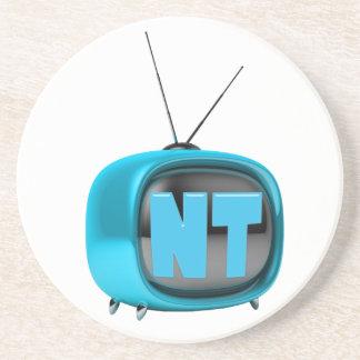 Prácticos de costa de NanotubeTV Posavasos Manualidades