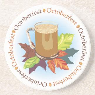Prácticos de costa de Octoberfest Posavasos Personalizados