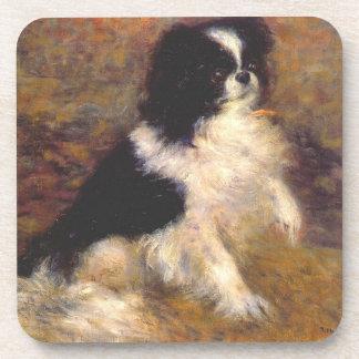 Prácticos de costa del arte del perro de Chin del  Posavaso