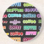 Prácticos de costa del café posavasos manualidades