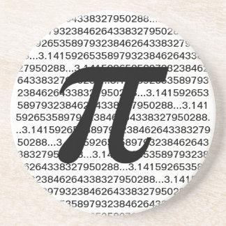 Prácticos de costa del friki de la matemáticas del posavasos cerveza