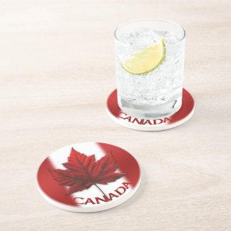 Prácticos de costa del recuerdo de Canadá de los Posavasos Para Bebidas