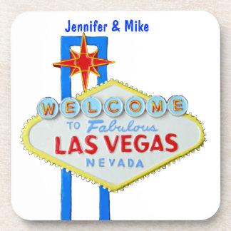 Prácticos de costa del signo positivo de Las Vegas Posavasos De Bebidas