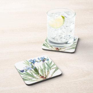 Prácticos de costa florales de Redoute del jardín Posavasos Para Bebidas