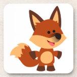 Prácticos de costa inocentes lindos del Fox del di Posavasos