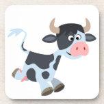 Prácticos de costa lindos del bebé de la vaca del  posavasos de bebidas