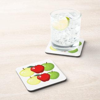 Prácticos de costa mezclados de Apple Posavasos De Bebida