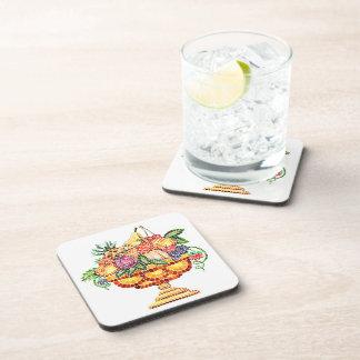 Prácticos de costa - mosaico italiano - florero de posavasos de bebida