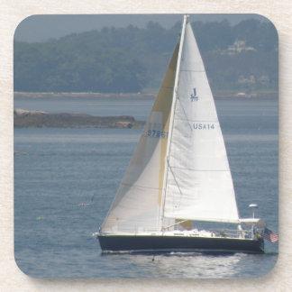 Prácticos de costa Seaward del corcho del velero Posavasos
