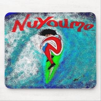 """¡""""PRACTIQUE SURF la RED en ESTILO! Mousepads"""