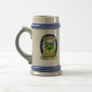 Prado ardiente oficial Stein Jarra De Cerveza