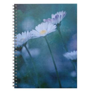 Prado de verano summer meadow cuaderno