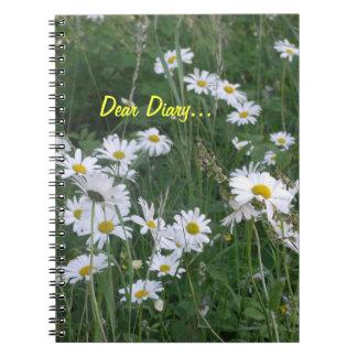 prado diasy notebook