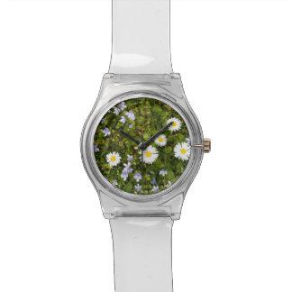 prado floreciente relojes de pulsera