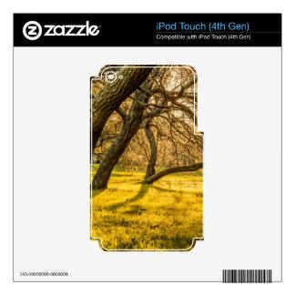 Prado Park, Montevideo, Uruguay iPod Touch 4G Skin