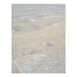 Prados, Alberta, Canadá Plantillas De Membrete