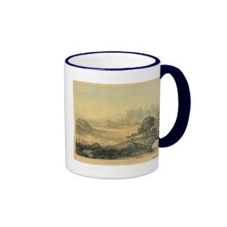 Prados de la montaña, Utah Tazas De Café