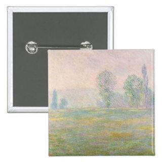 Prados en Giverny, 1888 Pin