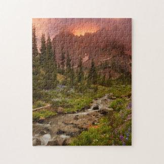 Prados encantados puzzle con fotos