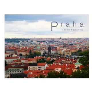 Praga 001, foto checa postales