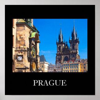 Praga 001W Póster