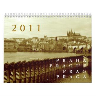Praga Calendarios De Pared