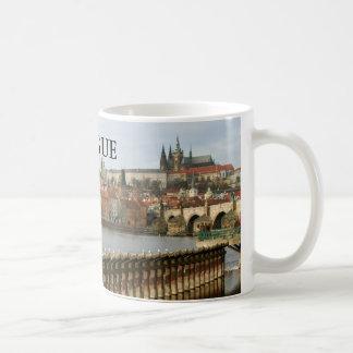 Praga - castillo II Taza